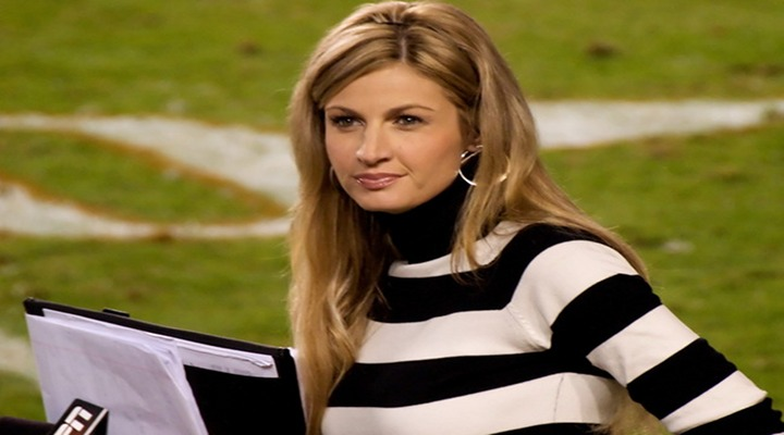 Ex-ESPN Host Erin Andrews is Headed to Fox Sports...