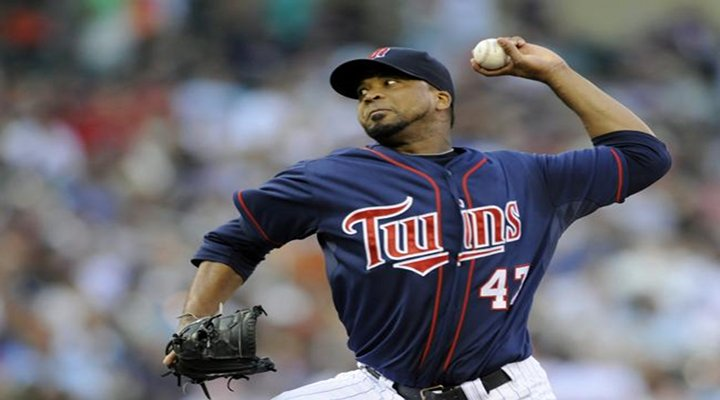 MLB Trade Deadline: Twins Trade Left-Hander Francisco Liriano to the Chicago White Sox...