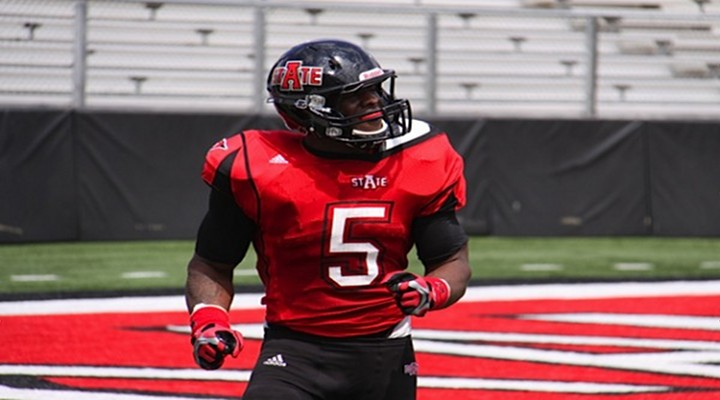 BoneHead: Arkansas State RB Michael Dyer Dismissed From Team for Violation of Team Rules...