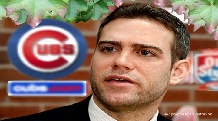 Chicago Woman Arrested for Stalking Cubs President of Baseball Operations Theo Epstein...