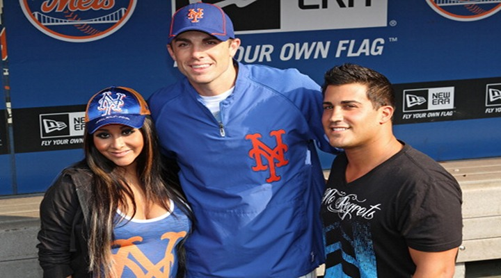 Snooki & Boyfriend Jionni Visited the Mets Yesterday; They Were BOOED by the New York Fans...