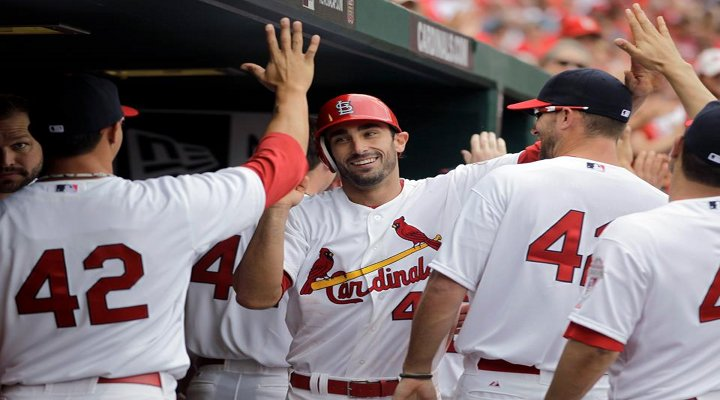 MLB History: The St. Louis Cardinals Tie 76-Year-Old MLB Record with Seven Doubles in One Inning...
