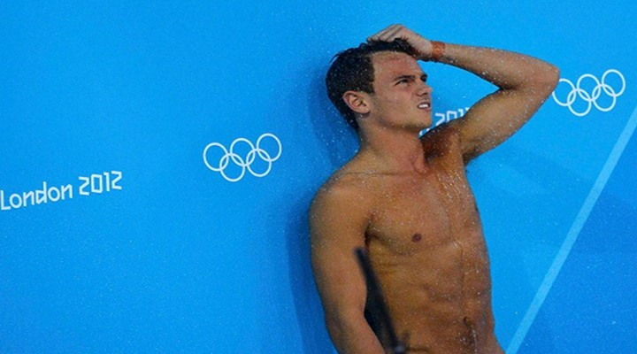 London 2012: Teenager Arrested For Tweeting to Olympian Tom Daley That He Let Down His Dead Father