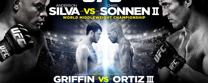 UFC 148 Live Tomorrow ONLY on Paper-View! Also, Retirement of Tito Ortiz!