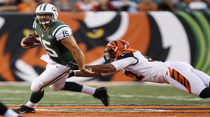 J-E-T-S: Tim Tebow Made His Debut for New York and It Didn't Go Well...