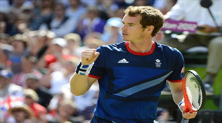 London 2012: Andy Murray Crushed Roger Federer to Win Olympic Gold in Tennis at Wimbledon