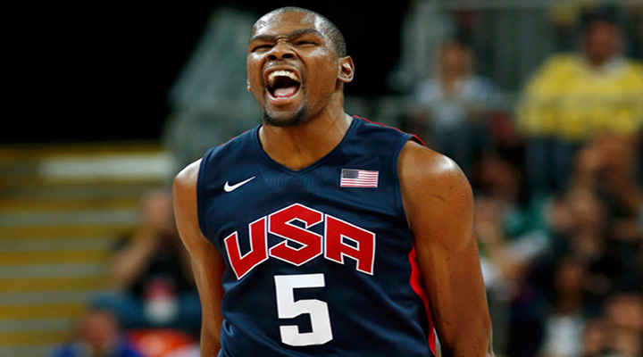 London 2012: USA Beats Argentina 109-83: USA to Play Spain For Gold Sunday Morning
