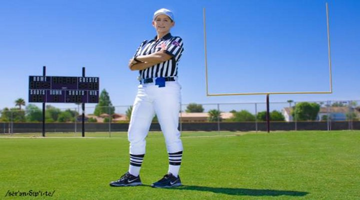 NFL News: Shannon Eastin Will Be First Woman to Work NFL Officiating Crew...