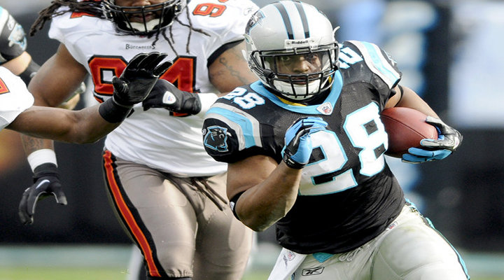 Carolina Panthers Give RB Jonathan Stewart a Five-Year Contract Extension, Worth Up To $42.5M...