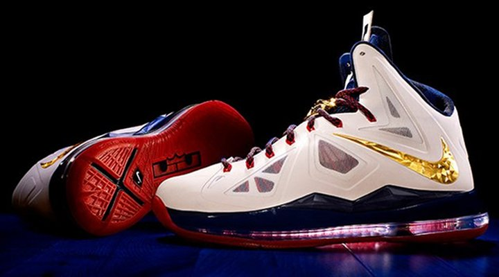 LeBron James X Nike Plus Sneaker: $315, Most Expensive Sneaker in Nike History