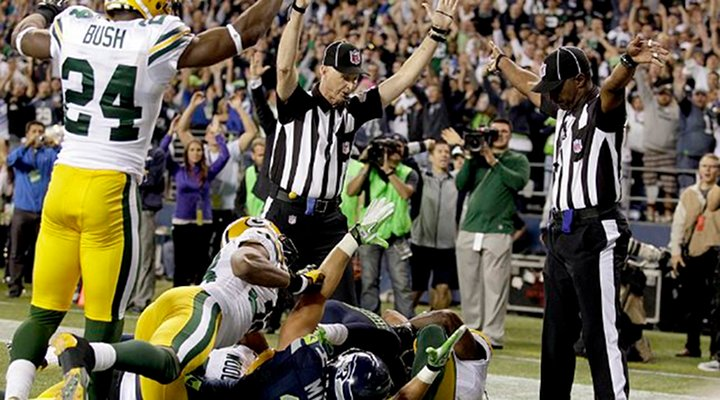 NFL Replacement Ref From Seattle Game Back at Work, Officiating Texas High School Football