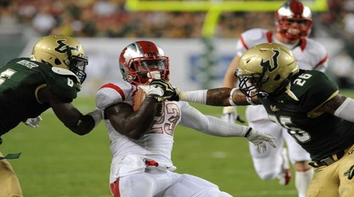Video: Rutgers' RB Jawan Jamison's Sweet Spin Move Touchdown Sealed the Win Over South Florida...