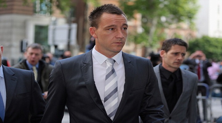 Chelsea Defender John Terry Suspended Four Games For Racially Abusive Language, Fined $360,000