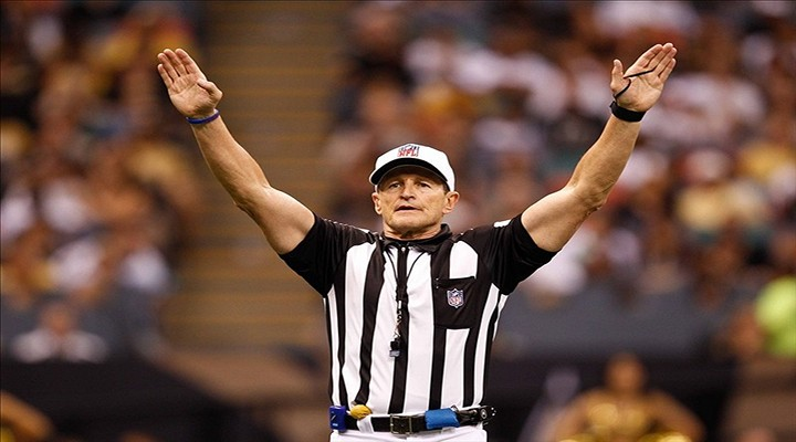 NFL Referees: They're Back! New Deal Completed, Real Crew Will Work Browns vs. Ravens Thursday Night