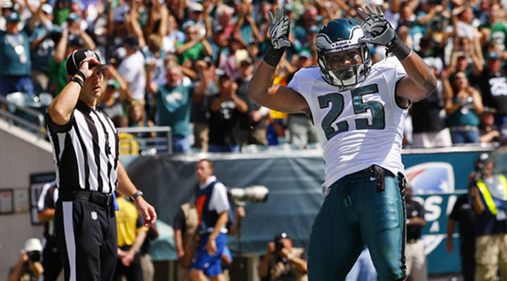LeSean McCoy: Replacement Referees Are Like Fans & One Said 'I need you for my fantasy [team]'