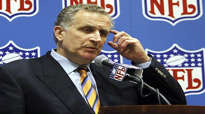 """Where Have You Gone Paul Tagliabue, A Nation Turns Its Lonely Eyes To You..."""