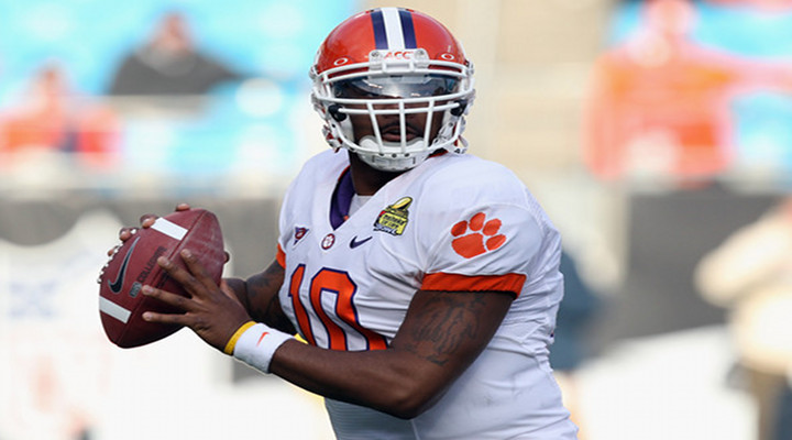 Video: Tajh Boyd & DeAndre Hopkins Torched Florida State's Defense With 60-Yard Touchdown