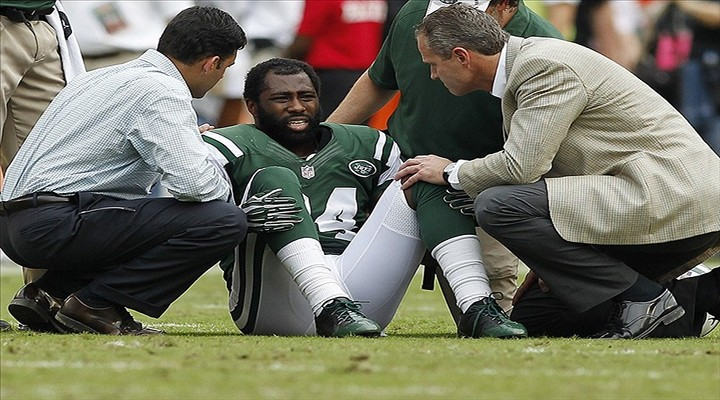 J-E-T-S: New York Star CB Darrelle Revis Has Torn ACL; Out For the Season...