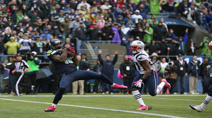 Russell Wilson Has Career High Day as the Seahawks Upset the Patriots 24-23 in Seattle [Video]