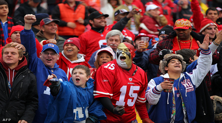 49ers Fans and Giants Fans Brawled Outside Candlestick [Video]