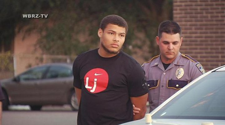 BoneHeads: Four Players From LSU Including Tyrann Mathieu & Jordan Jefferson Arrested on Drug Charges