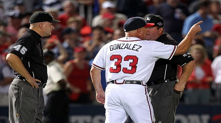 Cardinals Beat the Braves 6-3 in NLWC; Braves Protest Game Because of Crazy Infield Fly Rule Call [Video]