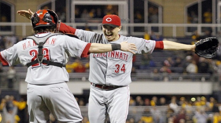 Homer Bailey Wishes ESPN Would Pay Attention to the 2012 Cincinnati Reds