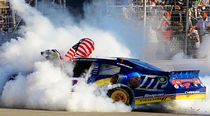 Race for the Cup: Brad Keselowski Takes Chase Lead With Victory at Dover...