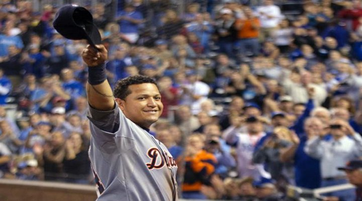 Tigers Miguel Cabrera First Player to Win Triple Crown Since Carl Yastrzemski in 1967.