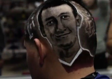 "Heisman Haircut: How Much Would You Pay For The ""Johnny Football Haircut"" [Video]"
