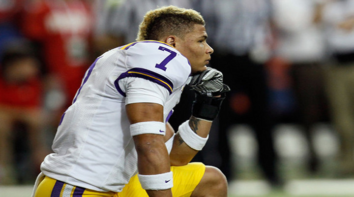 Former LSU Tiger Tyrann Mathieu is Living With Patrick Peterson's Family in South Florida
