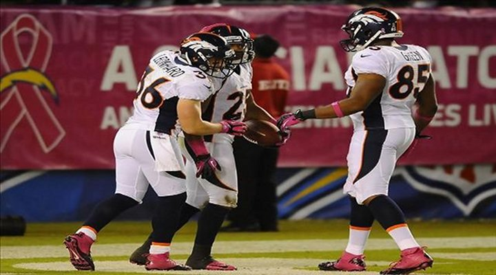 Denver's Trindon Holliday Sets Bronco Record with 105-Yard Kick Off Return for Touchdown [Video]