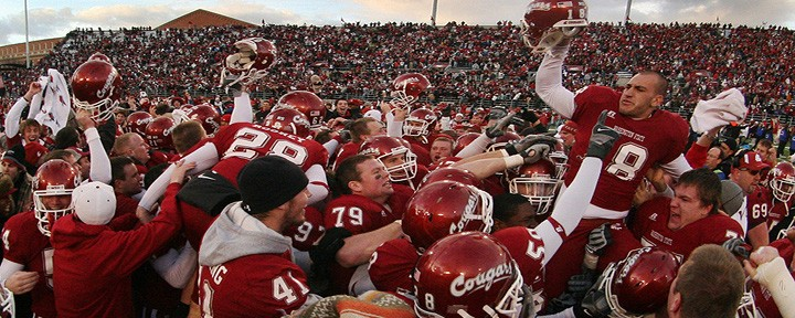 Apple Cup: Washington State Beats Washington 31-28 on First Play Interception in Overtime [Video]