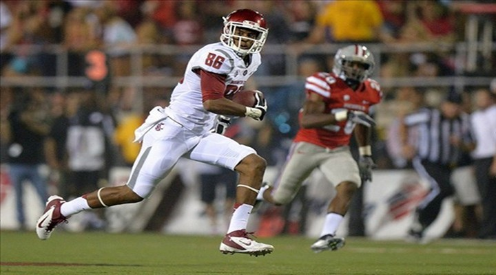 "Star WR Marquess Wilson Leaves Washington State, Accuses Leach Staff of ""Physical, Emotional and Verbal Abuse"""