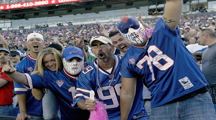 Buffalo Bills Fan Found Dead Near Stadium After Getting Kicked Out of Thursday Night Football Game