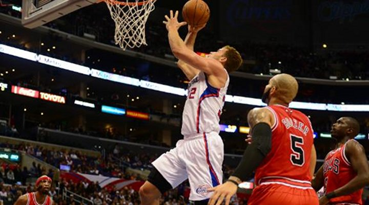 Slammin': Clippers Chris Paul Hooks Up With Blake Griffin & DeAndre Jordan for Alley-Oops [Video]
