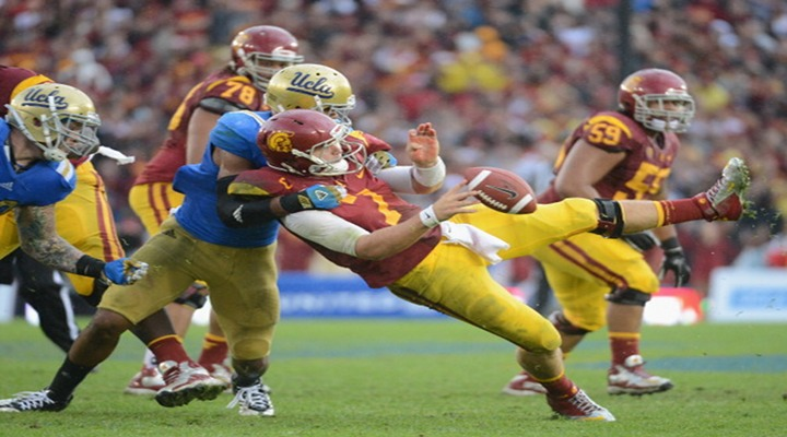 USC Coach Lane Kiffin Says Matt Barkley Will Not Play Against Notre Dame