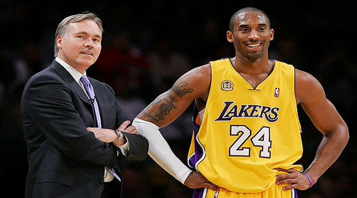 Mike D'Antoni is Named Next Lakers Head Coach; Not Phil Jackson Who Asked for the Moon