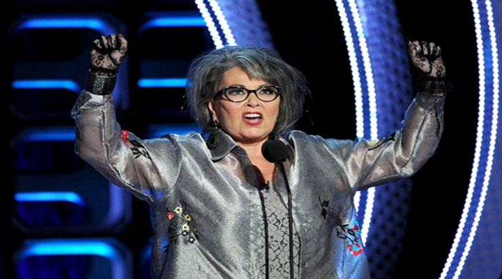 Roseanne Barr Got 35,000 Votes For President in California and 7,900 in Florida; Really?