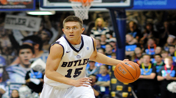 Butler Guard Rotnei Clarke Hits One-Handed 3-Pointer at the Buzzer to Beat Marquette 72-71 [Video]