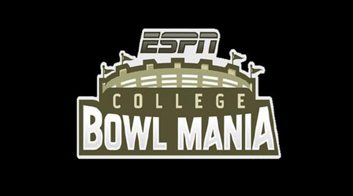 SportsCast: College Bowl Mania Challenge - Join Today & Win the Grand Prize