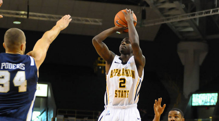 Worst Shot of the Year: Free Throw Fail for the Ages by Appalachian State's Brian Okam [Video]
