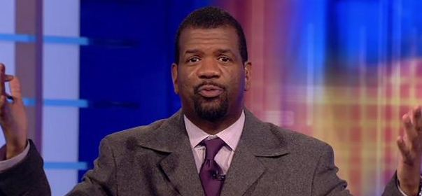 """Rob Parker Suspended by ESPN for 30 Days for """"Cornball Brother"""" Comments about RG3"""