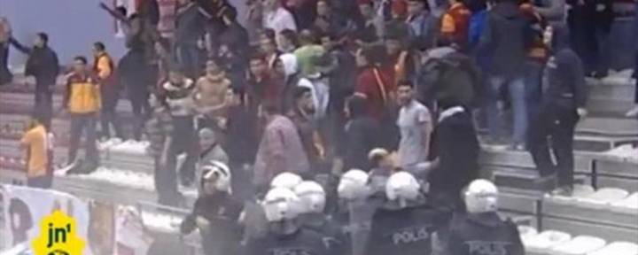 Wide World of Sports: Turkish Wheelchair Basketball Rivalry Explodes into a Riot & Tear Gas Used [Video]