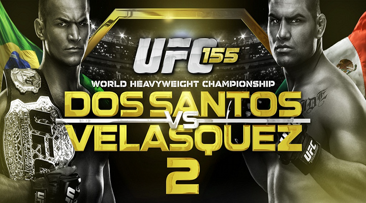 UFC 155: Junior Dos Santos vs Cain Velasques - Preview