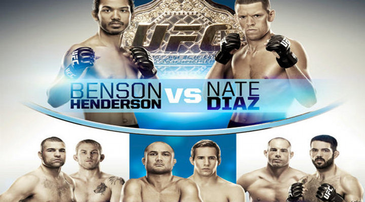 UFC on FOX: Excellent Fight Card Headlined by Henderson vs Diaz Title Fight