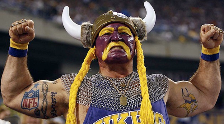 """Chad Greenway Wants Vikings to be """"Super-Duper-Drunk"""" for this Weekends Game Against Packers"""