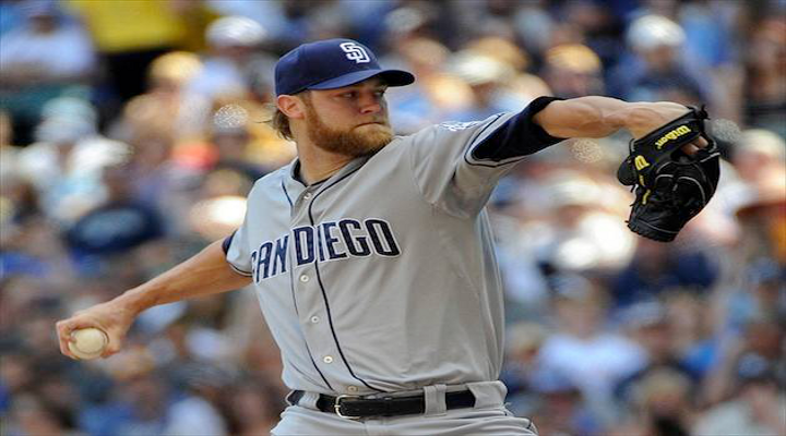 Padres' Pitcher Andrew Cashner Stabbed in the Hand During Hunting Accident