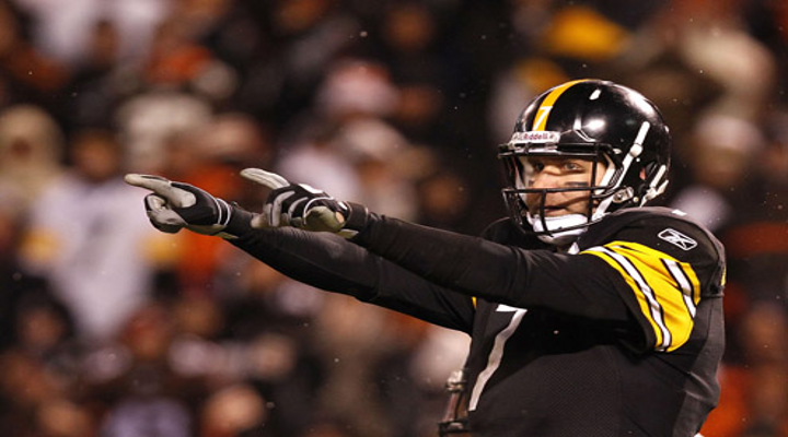 BIG BEN IS BACK: Steelers Say Roethlisberger Will Start Sunday Against Chargers