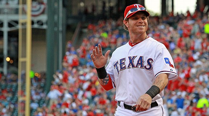 Josh Hamilton to Sign With the Los Angeles Angels: Five Years, $125 Million